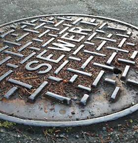 Manhole Cleaning