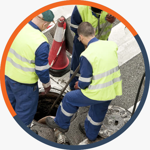 Hydrovac Workers